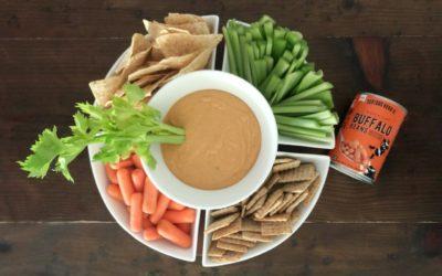 Appetizer Recipe: Buffalo Bean Dip